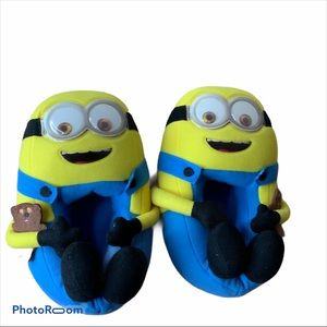 Minions Universal Despicable Me Slippers SZ 2 - 3